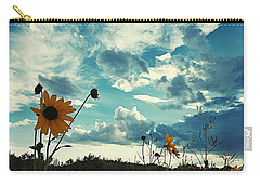 Where The Sunflowers Grow Carry-all Pouch