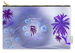 Where There Is Love There Is God Carry-all Pouch
