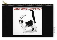 Wherefore...art Thou? Carry-all Pouch
