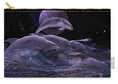 Wherever You May Roam Carry-all Pouch by Betsy Knapp