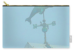 Carry-all Pouch featuring the photograph Which Way Is South by Laura Ragland
