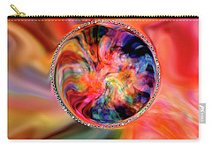 Wild Is This Abstract Carry-all Pouch