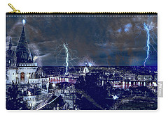 Whimsical Budapest Carry-all Pouch