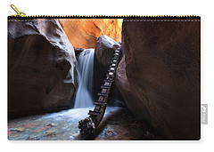Whimsical Creek Crossing Carry-all Pouch