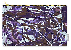 Dance Of The Woodland Pixies Carry-all Pouch