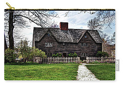 The John Whipple House In Ipswich Carry-all Pouch