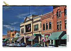 Whiskey Row - Prescott  Carry-all Pouch