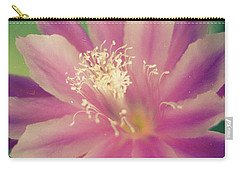 Carry-all Pouch featuring the photograph Whisper Of Color by Ana V Ramirez