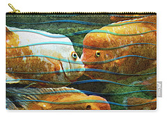 Whisper Sweet Nothings Carry-all Pouch