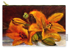 Whispers Of Love..2 Carry-all Pouch by Cristina Mihailescu