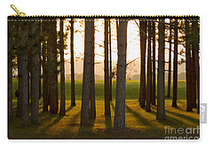Whispers Of The Trees Carry-all Pouch