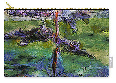 Carry-all Pouch featuring the photograph Whispers Too by Claire Bull