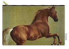 Horse Portrait Carry-All Pouches