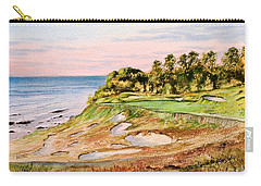 Whistling Straits Golf Course 17th Hole Carry-all Pouch