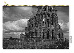Whitby Abbey, North York Moors Carry-all Pouch