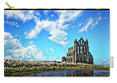 Whitby Abbey Ruin Carry-all Pouch