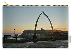 Whitby Whalebone Golden Hour Carry-all Pouch