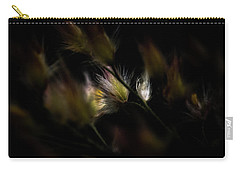 Carry-all Pouch featuring the photograph White And Yellow by Jay Stockhaus