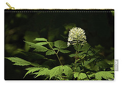 White Baneberry Carry-all Pouch