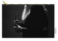 White Beard Carry-all Pouch by Ralph Vazquez