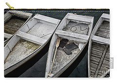 White Boats Carry-all Pouch