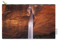 White Canyons Carry-all Pouch