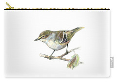 White-eyed Vireo Carry-all Pouch