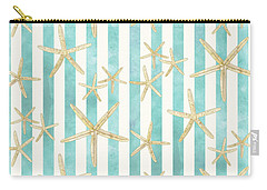 Starfish Paintings Carry-All Pouches