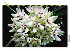 White Flowers Of Paleaku Gardens Carry-all Pouch