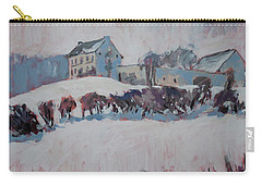 White Hill Zonneberg Maastricht Carry-all Pouch by Nop Briex