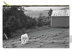 White Horse, New York Carry-all Pouch