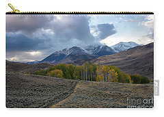 White Knob Mountains Carry-all Pouch