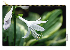 White Lily 1 Carry-all Pouch