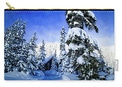 White Pass Chalet Carry-all Pouch