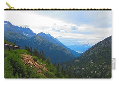 White Pass Rail Road Carry-all Pouch