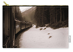 White Pass Railway Carry-all Pouch