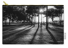 White Point Garden Morning Light Carry-all Pouch