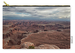 White Rim Overlook Carry-all Pouch