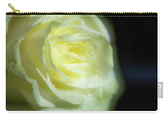 White Rose 4 Soft Carry-all Pouch