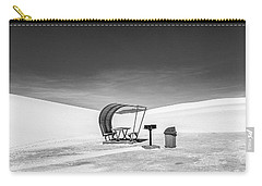 White Sands National Monument #8 Carry-all Pouch