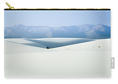 White Sands, New Mexico Carry-all Pouch