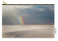 White Sands Rainbow Carry-all Pouch