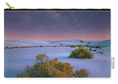White Sands Starry Night Carry-all Pouch