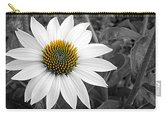 White Swan Carry-all Pouch