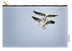 White-tailed Kites Food Exchange Carry-all Pouch