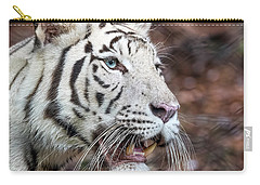 White Tiger 1 Carry-all Pouch