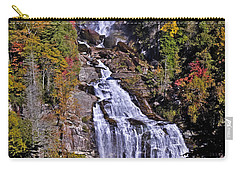 White Water Falls Carry-all Pouch