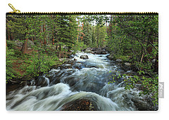 White Water Stream Carry-all Pouch