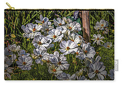 Carry-all Pouch featuring the photograph White, White, White #h8 by Leif Sohlman