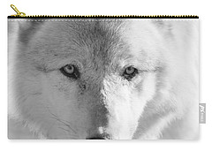 White Wolf Carry-all Pouch